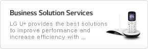 Business Solution Services:LG U Plus provides the best solutions to improve performance and increase efficiency with ...