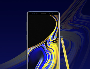 COMING SOON Galaxy Note9