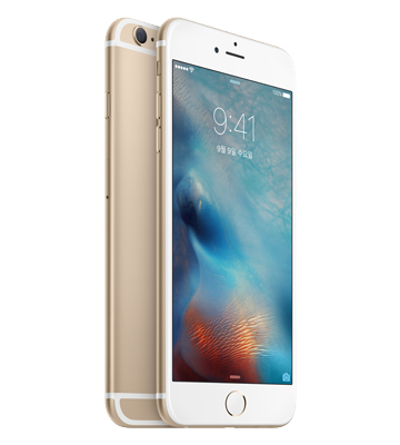 iPhone 6s Gold 색상
