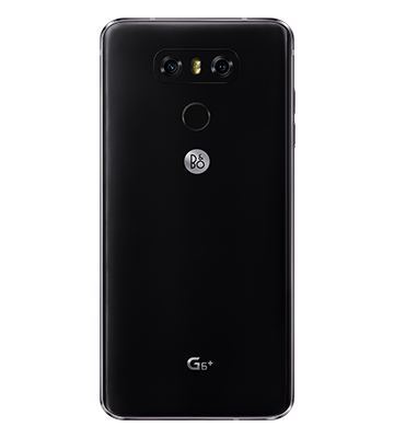 LG G6+ Optical Astro Black 후면