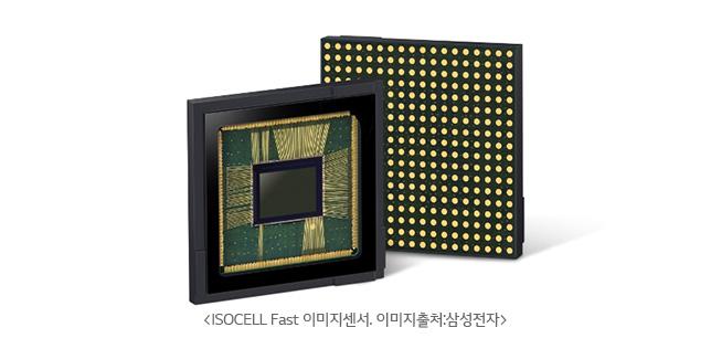 ISOCELL Fast 이미지 센서. 이미지 출처 : 삼성전자