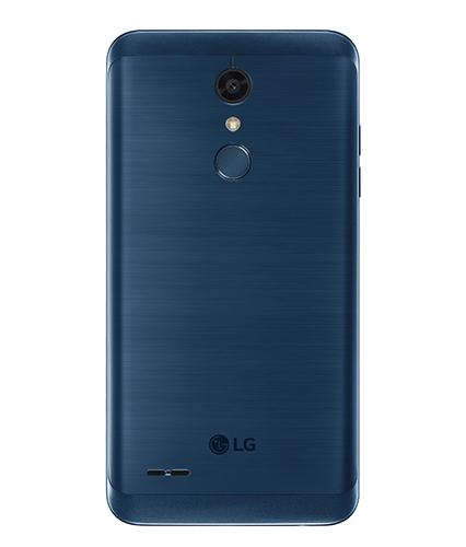 LG X4+ 뒷면