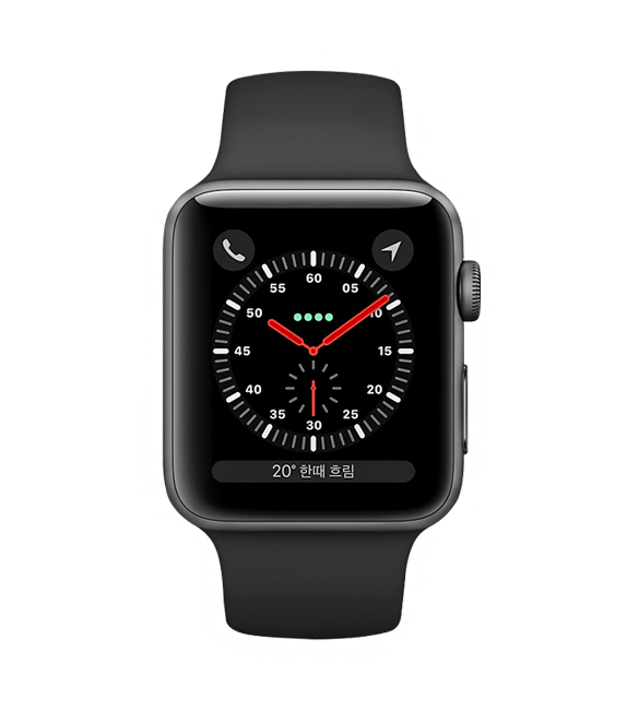 Apple Watch 3 LTE(42mm)